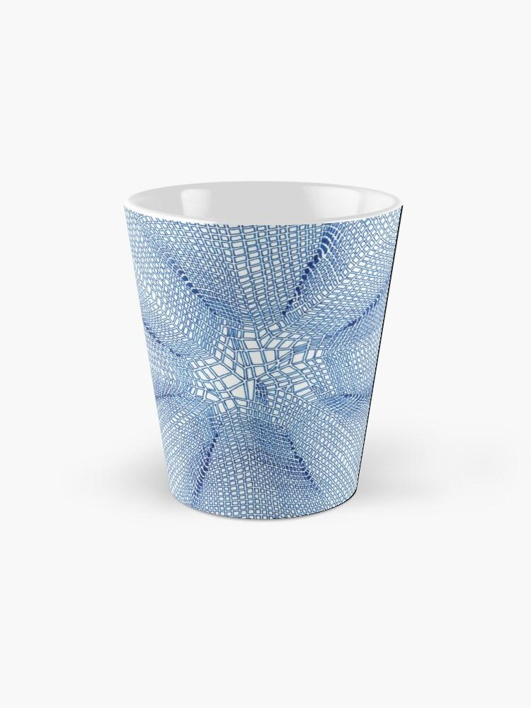 Starburst Mug - Amanda Schoppel Art & Wax Carving