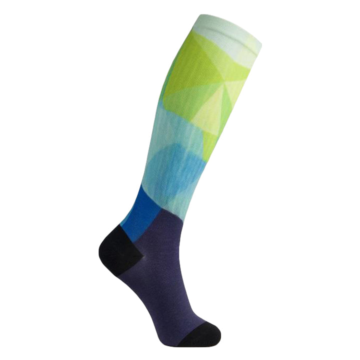 Balance Printed Bike Sock