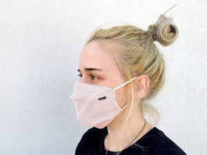 Gen 3 Mask with N95 Comparable Filter 3 Pack (3D 1Cut)    1 washable mask shell and 3 replaceable N95 comparable filters One N95 comparable filter may be used for 3-4 days; dispose of after each use Tight-knit polyester outer layer with anti-microbial treatment Inner cotton layer to keep skin dry and comfortable Fits your face with enough volume to breathe Flexible wire nose strip Comfortable ear loop straps Protects the wearer from airborne and liquid particles