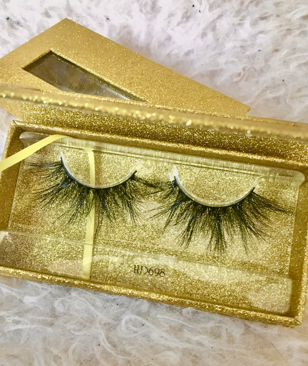 Goldie|Mink Lashes