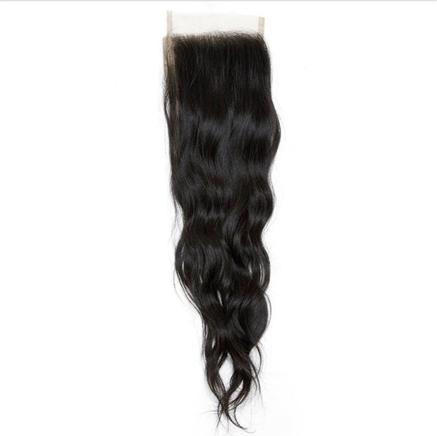 Raw Cambodian Lace Closure 4x4