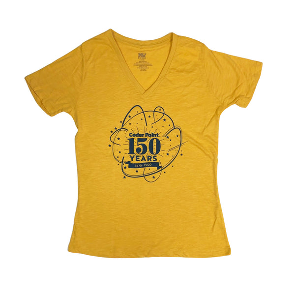 150th Anniversary Ladies Tee