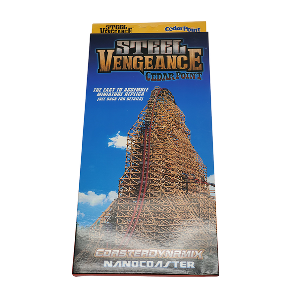 Nanocoaster Steel Vengeance