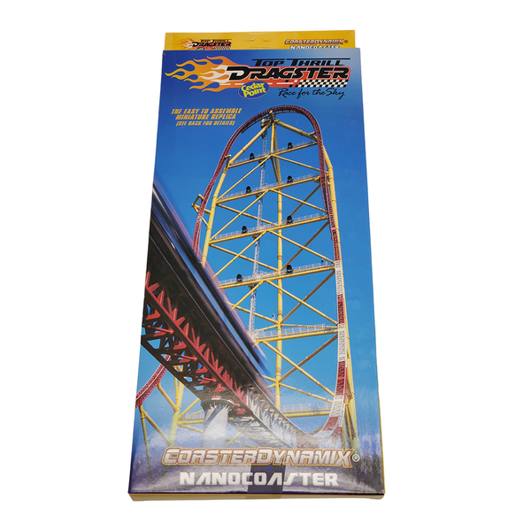 Nanocoaster Top Thrill Dragster