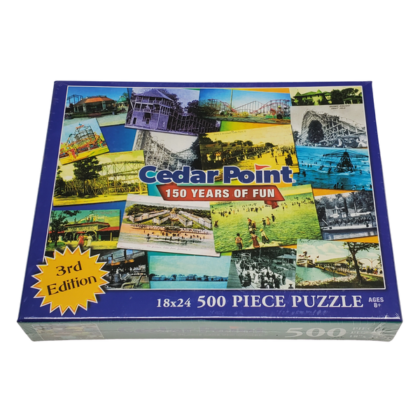 Puzzle CP 150 Years 500pc