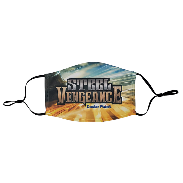 Steel Vengeance Face Mask