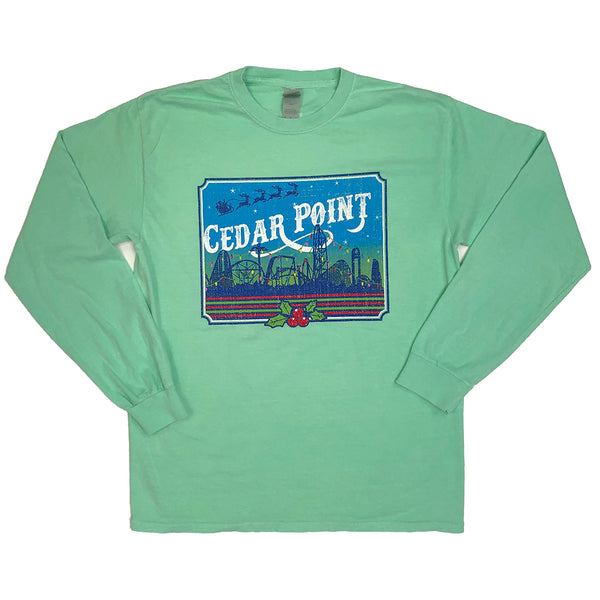Cedar Point Long Sleeve Shirt
