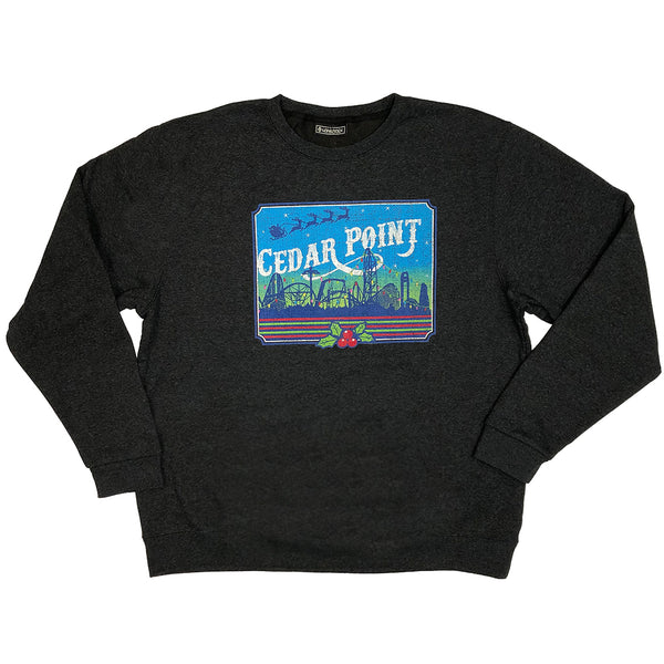 Cedar Point Long Sleeve Sweatshirt