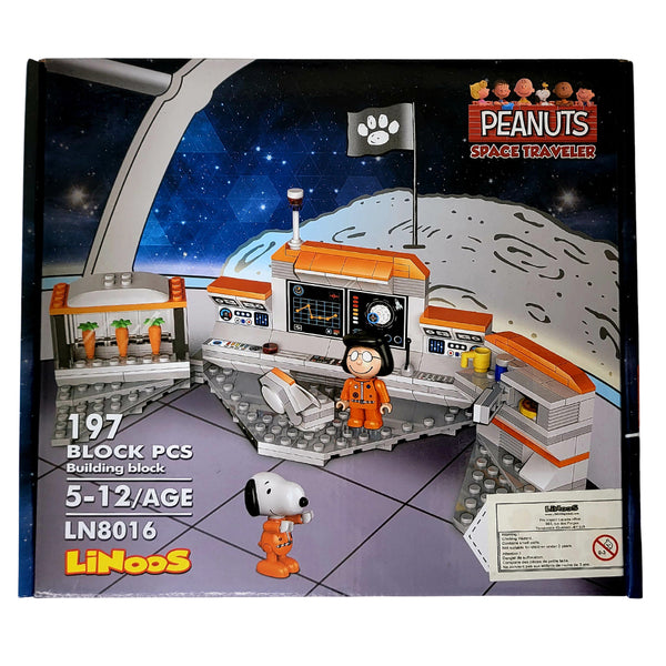 Linoos Space Station 197 PC
