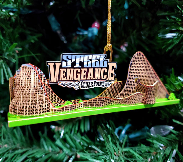 Ornament Steel Vengeance Profile