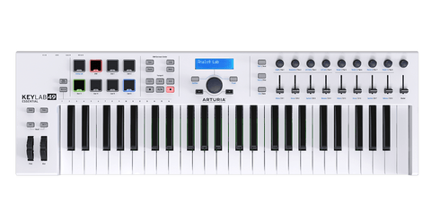 Keylab Essentials 49  Blanco