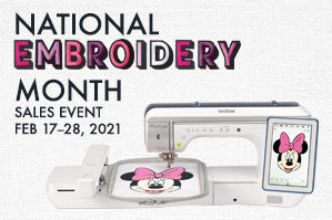 Brother February 17 – 28, 2021 Sales Event!