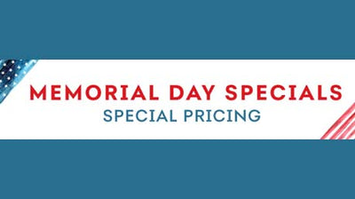 Synchrony Memorial Day Special May 19-June 1, 2021