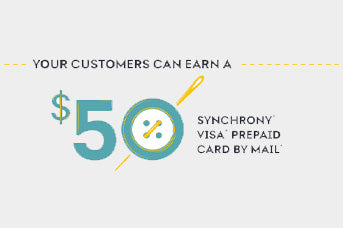 December 2020 Synchrony Rebate!