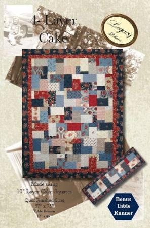4-Layer Cake Patter - The Sewing Gallery