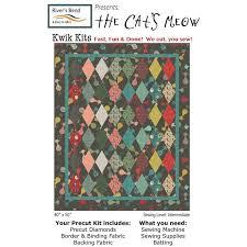 Atomic Revival Kwik Kit 1 Meow - The Sewing Gallery