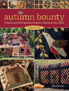 Autumn Bounty Book - The Sewing Gallery