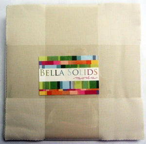 Bella Solid Natural Layer Cake - The Sewing Gallery