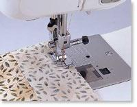 Brother 1/4 Inch Piecing Foot - The Sewing Gallery