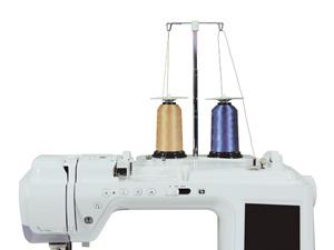 Brother King 2 Spool Thread Stand - The Sewing Gallery