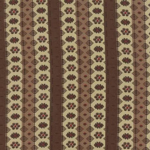 Collections Community Chocolate Stripe 46194 12 - The Sewing Gallery