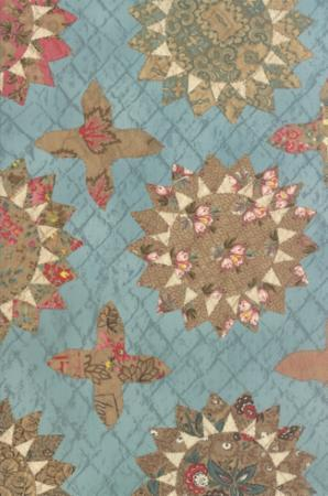 Color Daze Summer Sky with Large Quilt Design - The Sewing Gallery