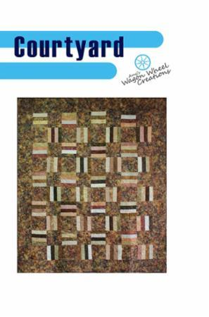 Courtyard Pattern - The Sewing Gallery