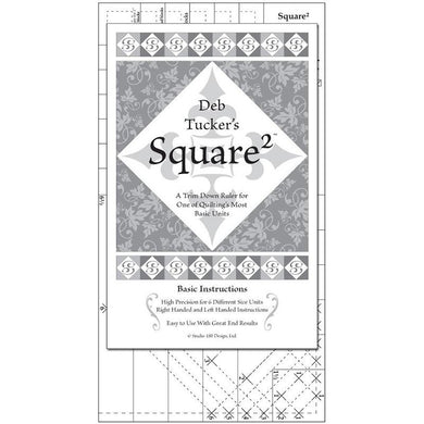Deb Tucker's Square2 - The Sewing Gallery