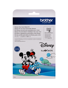 Disney Vinyl Auto Blade Kit - The Sewing Gallery