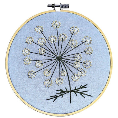 Embroidery Kit QueenAnne's Lace - The Sewing Gallery