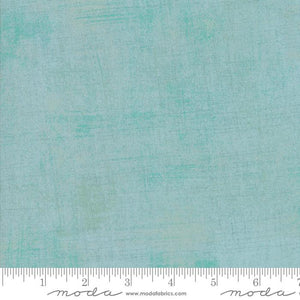 Grunge Light Blue Green - The Sewing Gallery