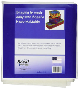 Heat Moldable Stabilizer - The Sewing Gallery