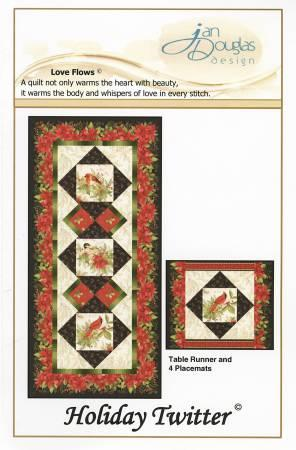 Holiday Twitter Pattern - The Sewing Gallery
