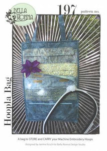 Hoopla Bag Pattern - The Sewing Gallery