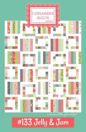 Jelly & Jam Pattern - The Sewing Gallery