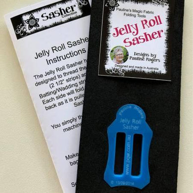 Jelly Roll Sasher - The Sewing Gallery