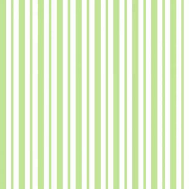 KB Green Mini Awning Stripe - The Sewing Gallery