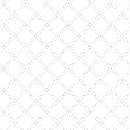 KD White on White Lattice - The Sewing Gallery
