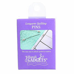 Longarm Quilting Pins - The Sewing Gallery