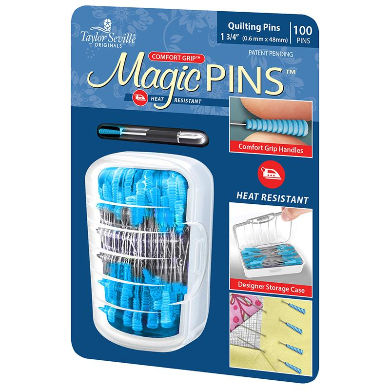 Magic Pins (100) - The Sewing Gallery