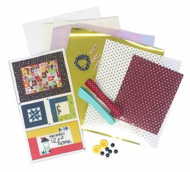 Make Yourself At Home Embellishment Kit - The Sewing Gallery