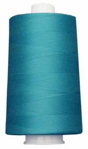 Omni Polyester Thread  Medium Turquoise 3090 - The Sewing Gallery