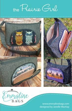 Praire Girl Bag - The Sewing Gallery