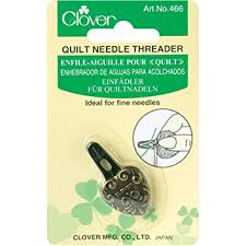 Quilt Needle Threader - The Sewing Gallery