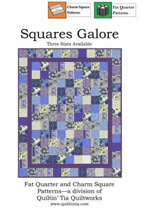 Square Galore Pattern - The Sewing Gallery