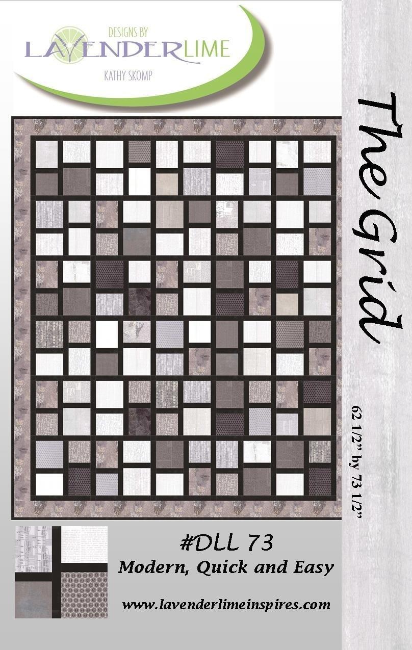 The Grid Pattern - The Sewing Gallery