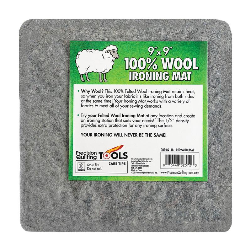 Wool Ironing Mat 9