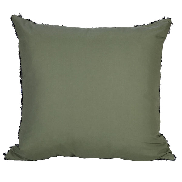 Euripides Cushion in Blue