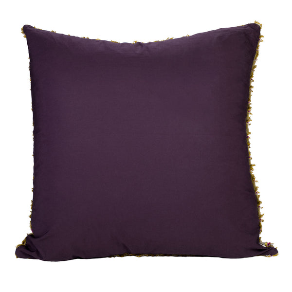 Euripides Cushion in Gold