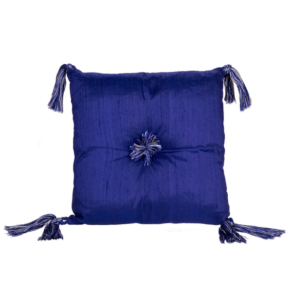 Harem Cushion in Blue